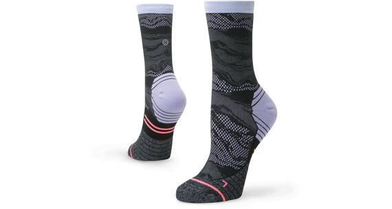 Stance W's Mood Crew Socks Violet